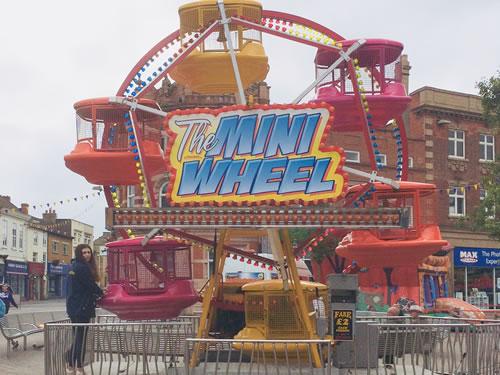 The Mini Wheel