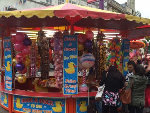 fair ground stalls for rent