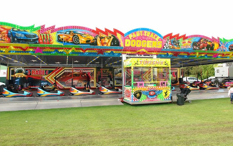 adult fun fair rides for hire