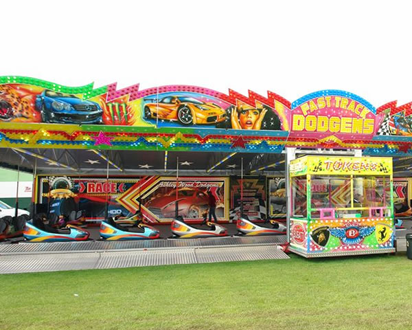 adults's fun fair rides for rent