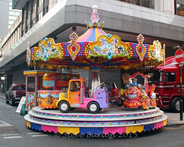 children's fun fair rides for hire